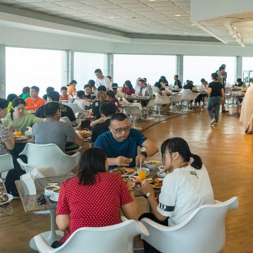 Tower Revolving Restaurant