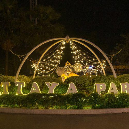 Pattaya Park Beach Circle